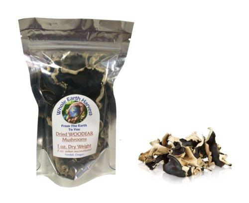 Dried Wood Ear Mushrooms
