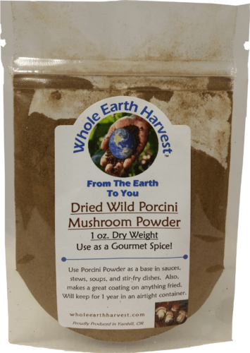 Dried Porcini Powder