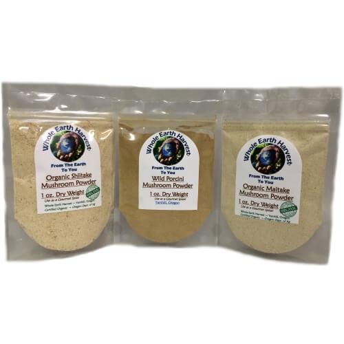Mushroom Powder Sampler
